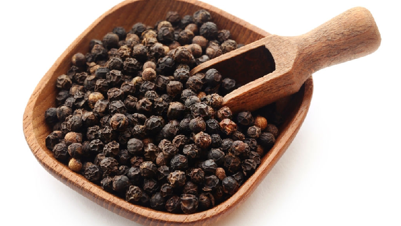 black pepper for hair