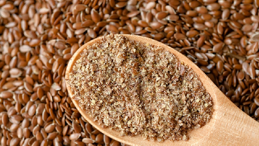 how to make flaxseed powder