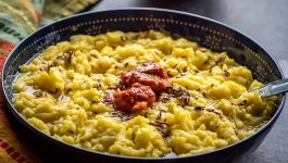 Quick and Easy, One-Pot Moong Dal Khichdi Recipe