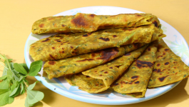 Methi Paratha Recipes with 6 variations!