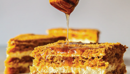 A Heavenly Honey Cake Recipe You Can Make At Home