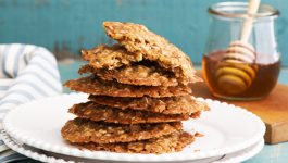 Super Delicious Honey Oats Cookie Recipe