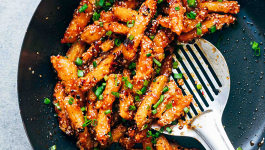 Gratifying Crispy Honey Chilli Potato Recipe