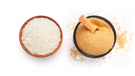 Millet vs. Rice: Which Grain is Healthier?