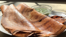 Learn How to Make Crispy and Healthy Brown Rice Dosa