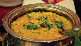 Make the traditional rasam at home using dal