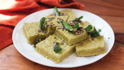 Try these recipes using using millets