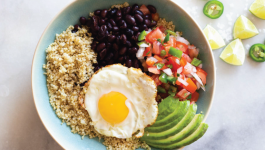 Healthy breakfast recipes using Quinoa