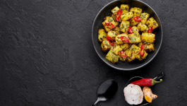 Dhaba-Style Methi Aloo Recipe in Quick and Easy Steps