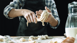 Easy and appetizing recipes of wheat bran at home
