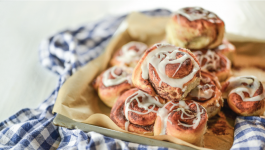 Best Homemade Cinnamon Roll Recipe