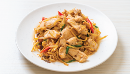 Quick and Easy Ginger Chicken Recipe