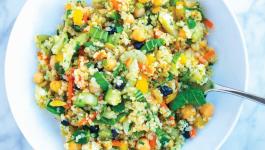 Suprising benefits of quinoa