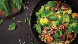 Unique vegan quinoa recipes to try