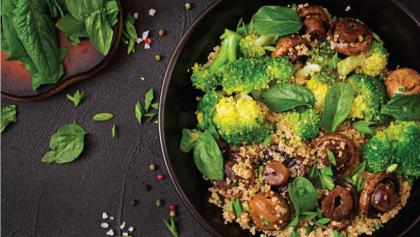 X unique vegan quinoa recipes to try