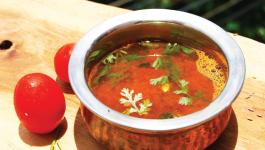 Yummy tomato rasam recipe
