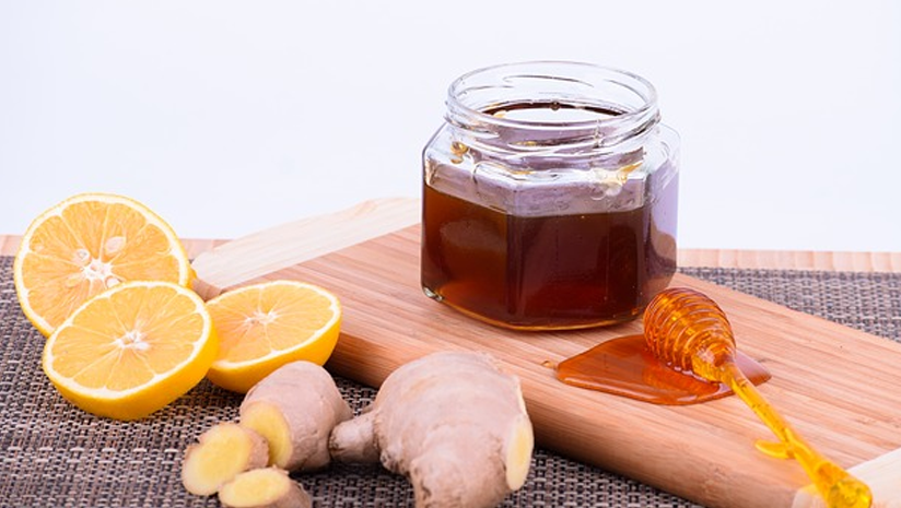 ginger and honey for cough