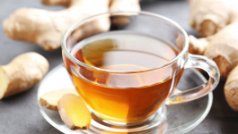 5 Perks of Having Ginger Tea