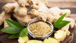 Did you know ginger helps in digestion too?