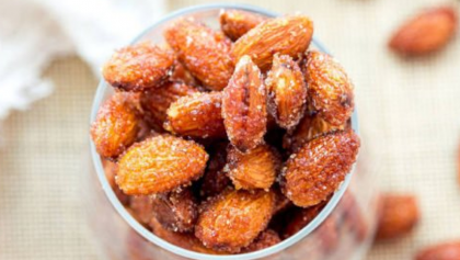 Easy Honey Roasted Almonds Recipe You Can Whip Up In A Jiffy!