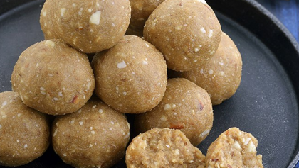 Delicious Festive Recipe Of Your Favourite Jaggery Laddoos