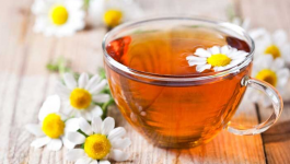 6 Super Healthy Benefits of Chamomile Tea