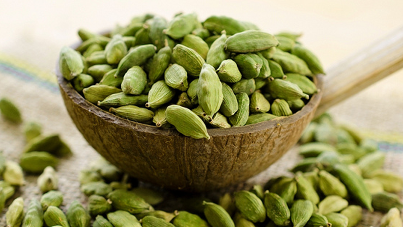 cardamom for cough