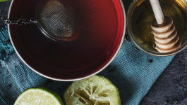 Interesting Benefits of Green Tea with Lemon and Honey