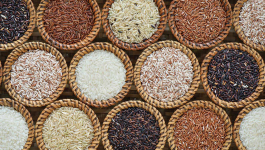 3 Types Of Red Rice