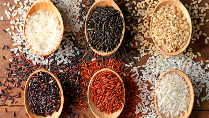 Know The Difference Between Red Rice And White Rice