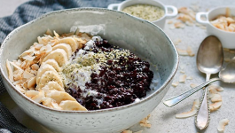 2 Sweet Recipes Of Red Rice To Prepare At Home