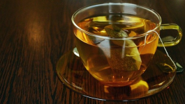 Prepare Ginger Honey Green Tea at Home