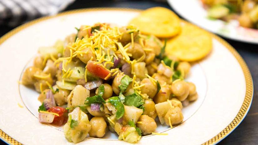 kabuli chana chaat,kabuli chana snacks recipes