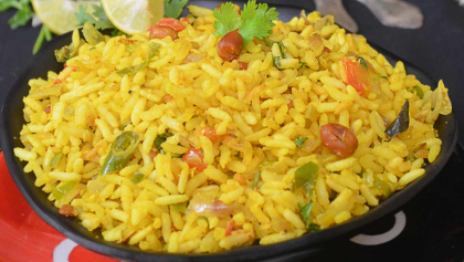 Here are must-try recipes with puffed rice