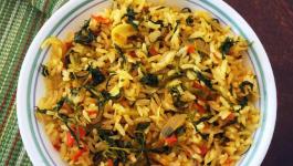 A Scrumptious, Organic Methi Rice Recipe That You'll Love!