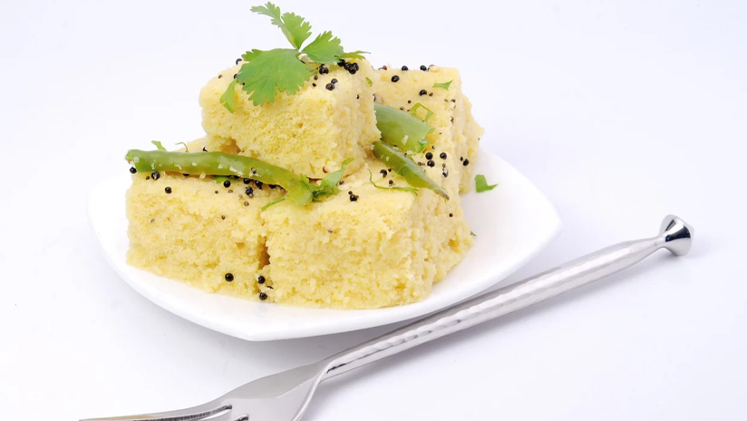 Beginner's-Guide-To-Make-Yummy-Besan-Dhokla