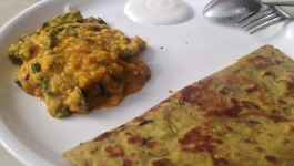 Yummy and Easy Recipe for Methi Thepla