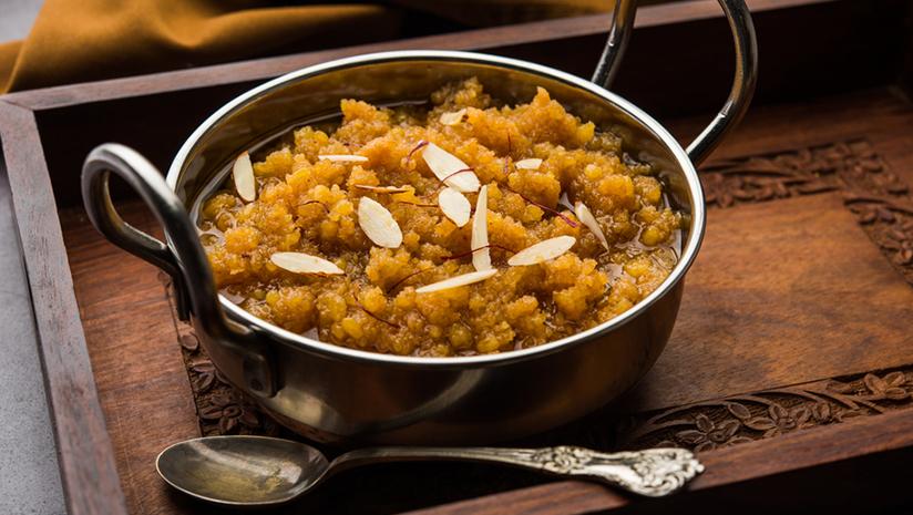 Beginner's-guide-to-preparing-yummy-besan-halwa-recipe