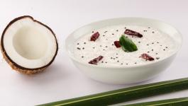 Prepare Your Favourite Coriander Coconut Chutney Today!