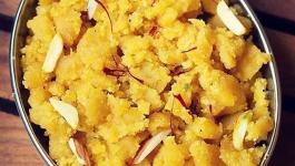 Beginner's guide to preparing yummy besan halwa recipe