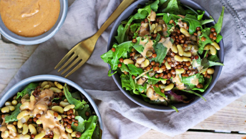 Here's How You Can Build Muscles With A Vegetarian Diet