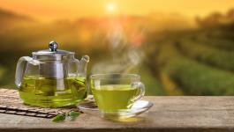 Detox with Organic Green Tea | Green Tea Detox