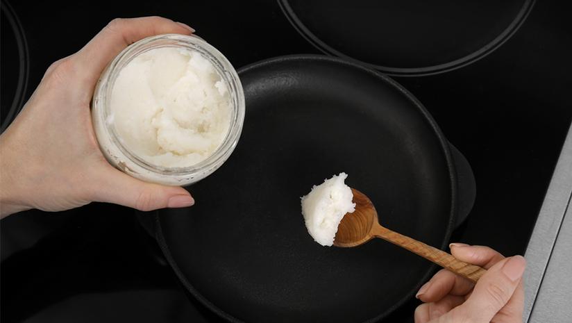 coconut oil cholesterol