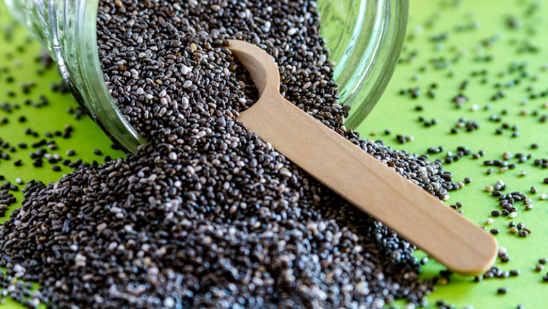 Organic Chia Seeds: Rich Source of Omega 3