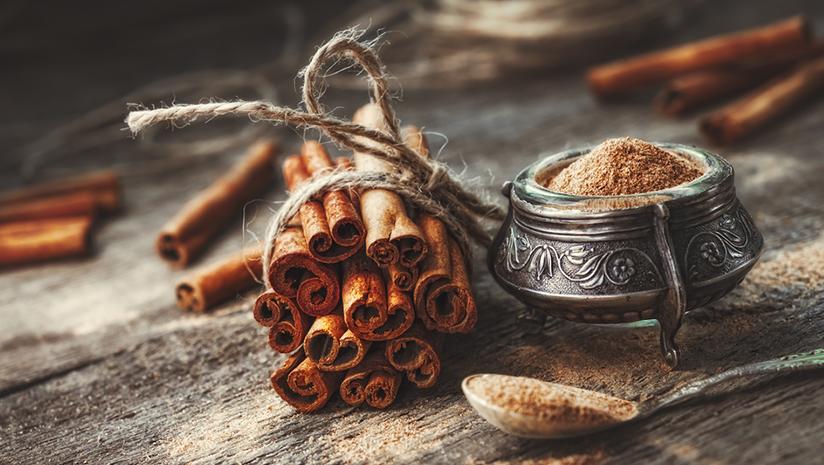 cinnamon kills bacteria
