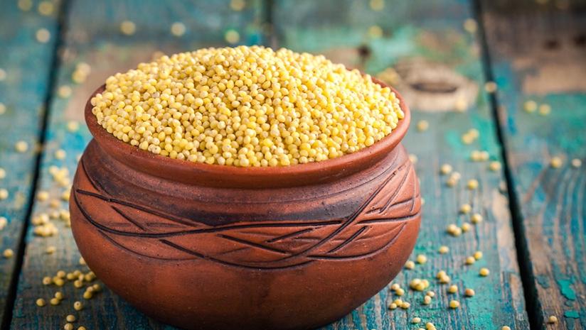 millet good for health