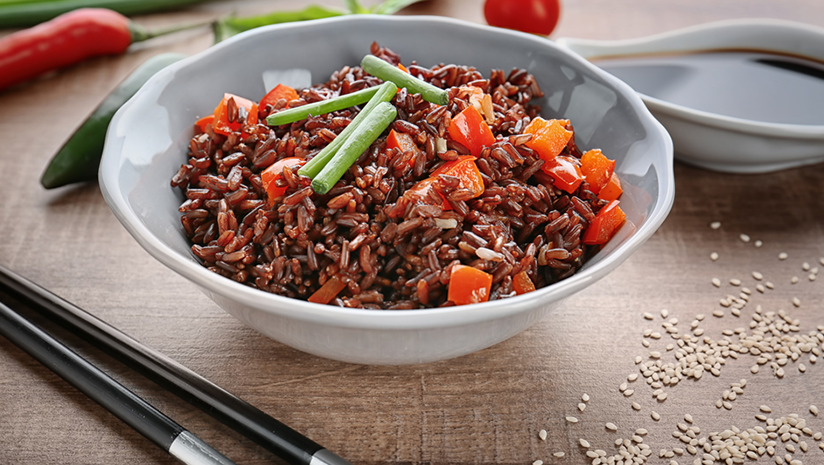 red rice every day