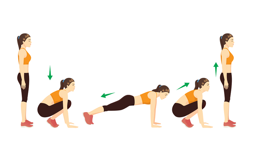 easy exercises to loose weight